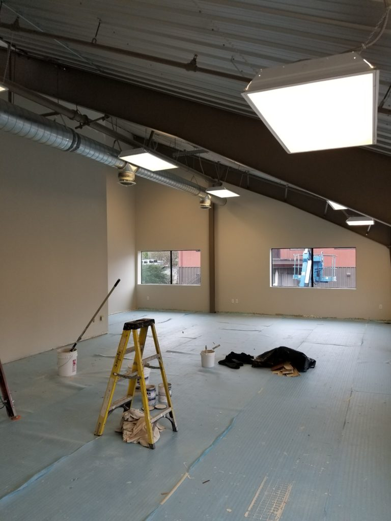 Commercial Interior Painting
